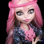 Viperine Gorgon - Monster High - Yeni Alvarez Voiceover